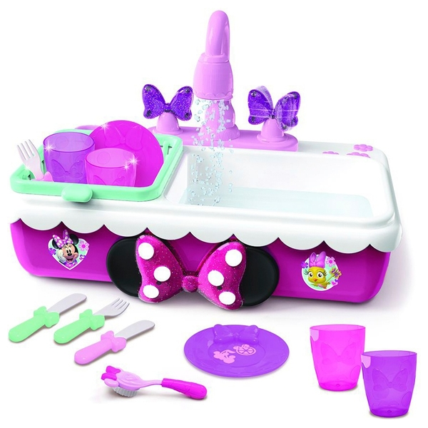Minnie's Happy Helpers Magical Sink Disney Junior