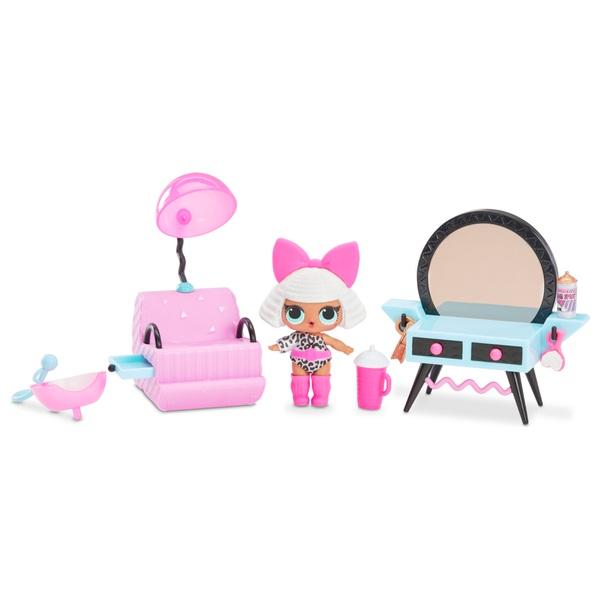 L.O.L Surprise! Furniture Pack Salon with Diva
