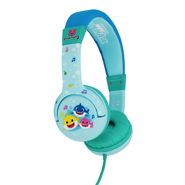 Baby Shark Family Junior Headphones