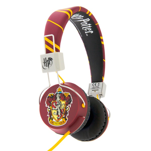 Harry Potter Gryffindor Headphones