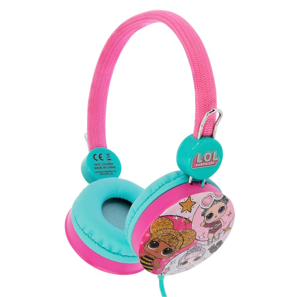 L.O.L Surprise! Glitterati Kids Headphones