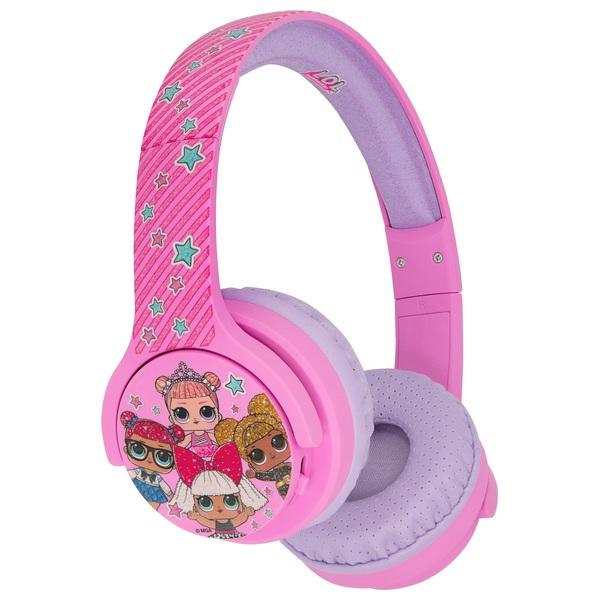 L.O.L Surprise! Glitterati Kids Bluetooth Headphones
