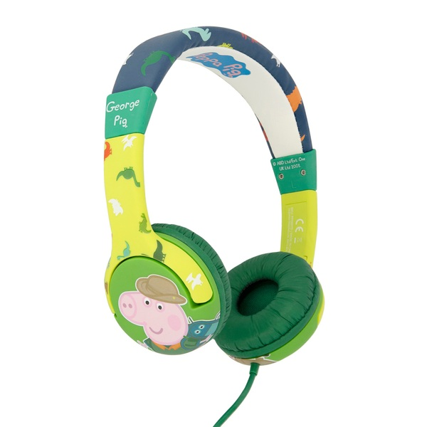 Peppa Pig Dinosaur George Junior Headphones