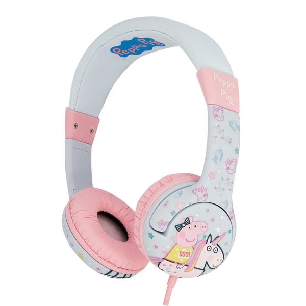 Peppa Pig Unicorn Peppa Junior Headphones