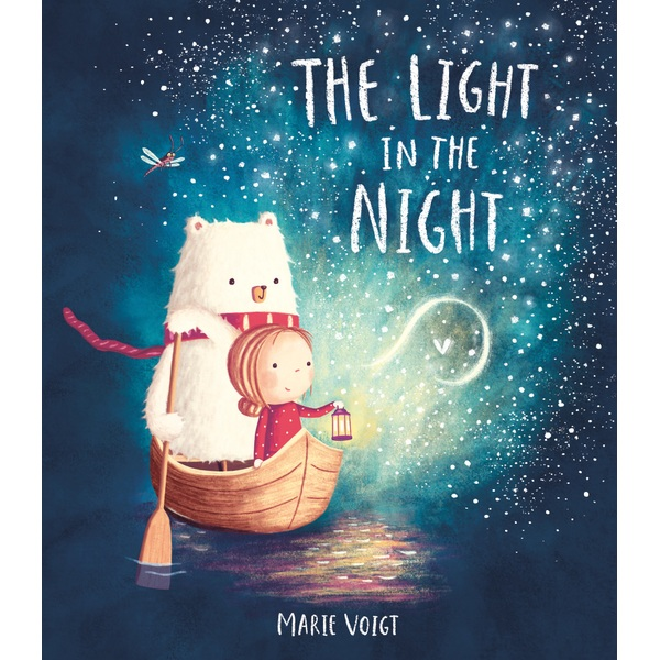 The Light in the Night PB Book by Marie Voigt