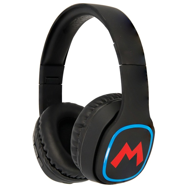 Super Mario Icon Bluetooth Headphones