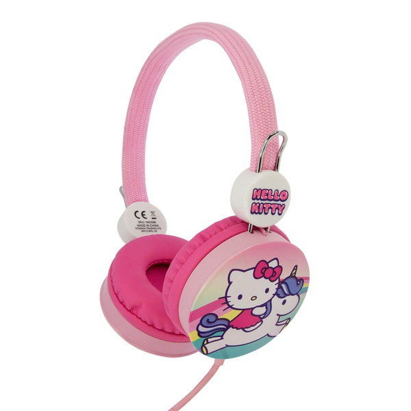 Hello Kitty Unicorn Kids Headphones