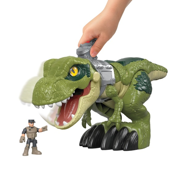 Imaginext Jurassic World Mega Mouth T Rex