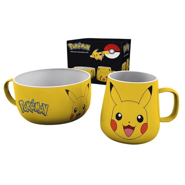Pokémon Pikachu Breakfast set