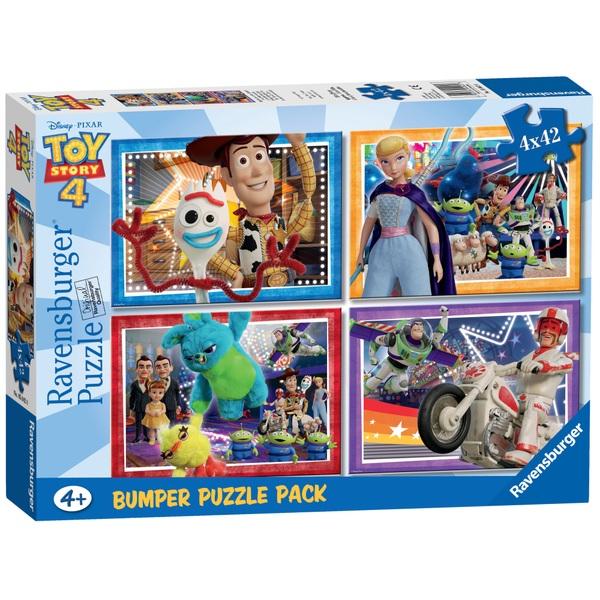 Disney Pixar Toy Story 4 Jigsaw Bumper Pack