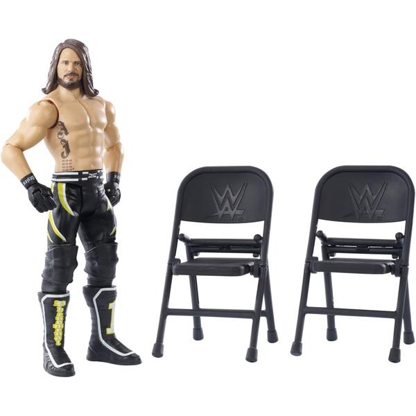 Nützlichfanartikel - WWE Wrekkin AJ Styles - Onlineshop Smyths Toys