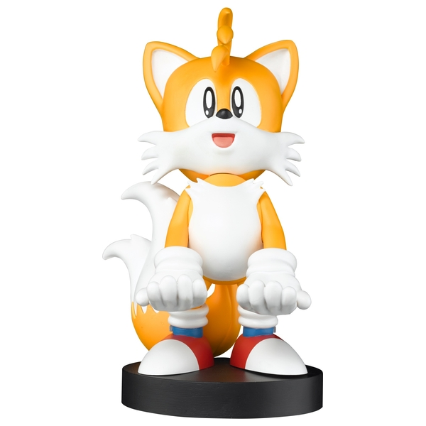 Tails From Sonic The Hedgehog Series Cable Guy Phone And Controller Holder Smyths Toys Uk