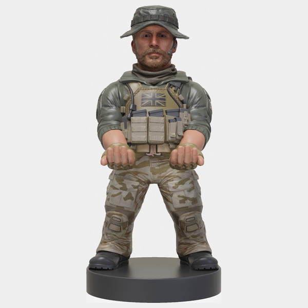 Call of Duty Captain Price Cable Guy - Phone and Controller Holder