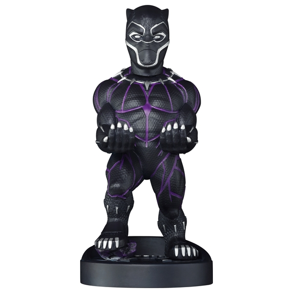 Black Panther Cable Guy - Phone and Controller Holder