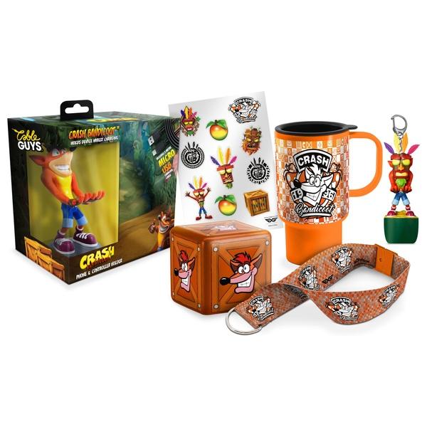 Crash Bandicoot Big Box