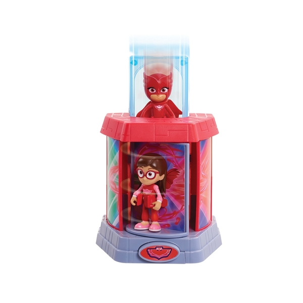 PJ Masks Transforming Playset Owlette