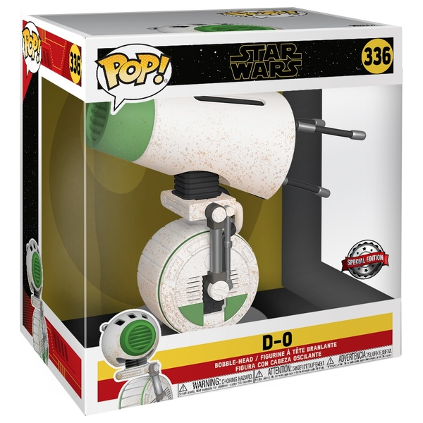 POP! Vinyl: Star Wars: Rise of Skywalker D-O