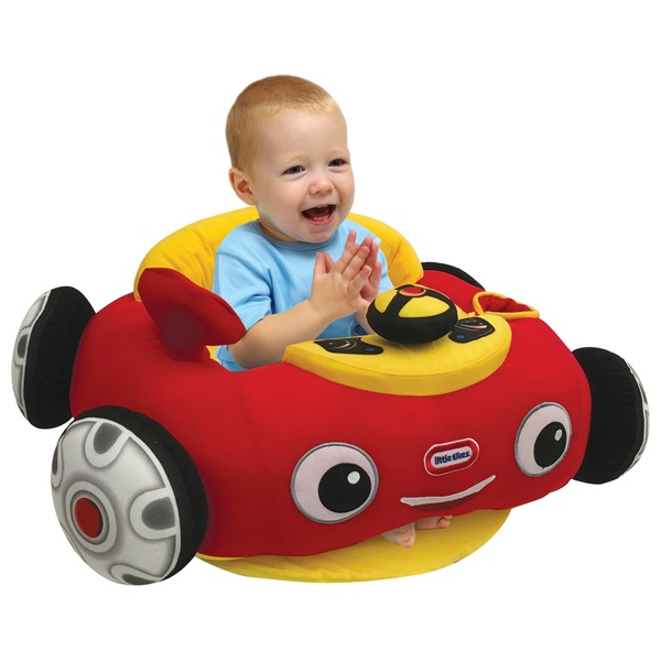 Little Tikes Cozy Coupe Plush Car