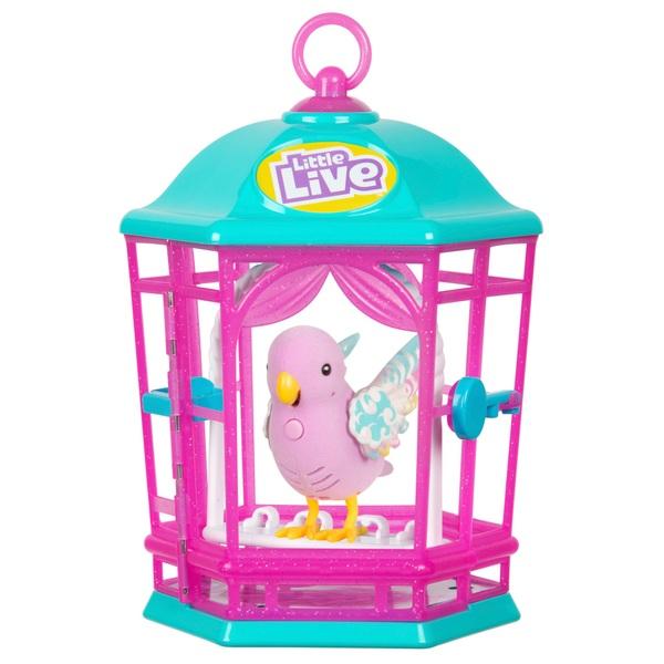 Little Live Light Up Bird Cage - Little Live Pets UK