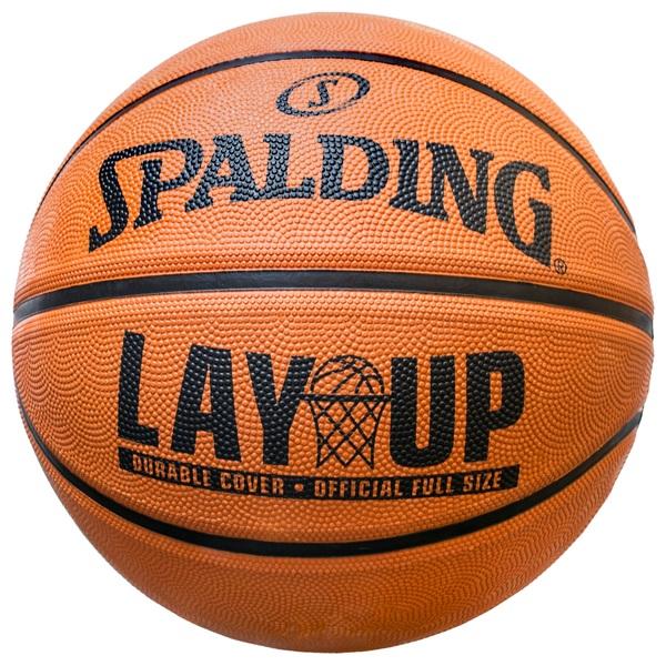 Spalding Basketball LayUp, Gr. 7