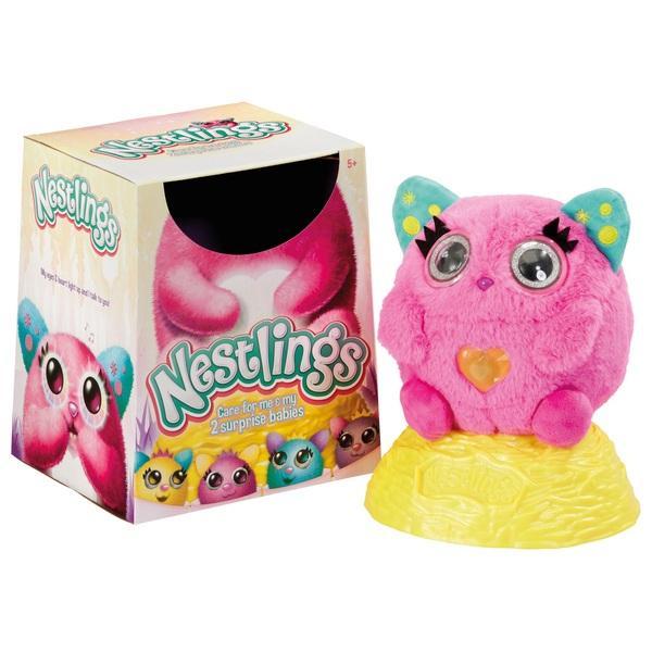 Nestlings Pink Series 1
