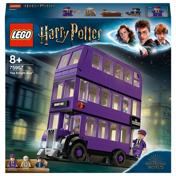 LEGO 75957 Harry Potter Knight Bus Toy
