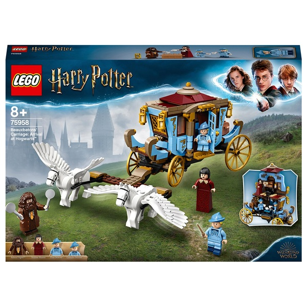 LEGO 75958 Harry Potter Beauxbatons' Carriage Arrival at Hogwarts