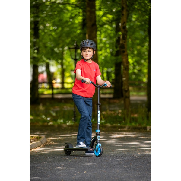 G-Start Electric Scooter Black/Blue