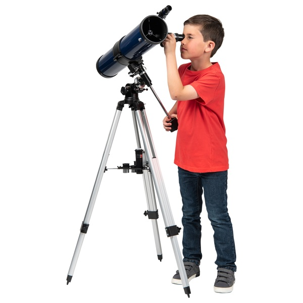 Fusion Science 700mm Reflector Telescope with Equatorial Mount
