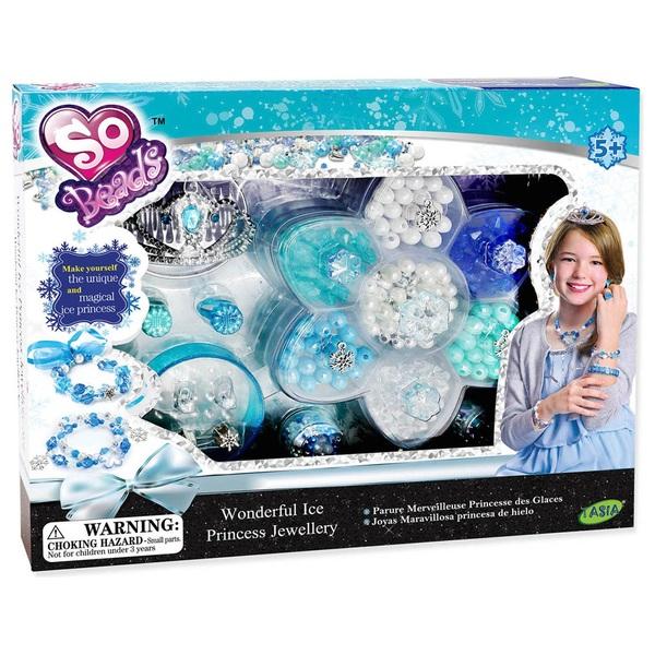 Image of So Beads - Eisprinzessinnen Schmuck