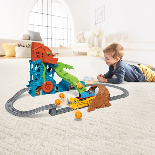 Fisher-Price Thomas & Friends TrackMaster Cave Collapse Toy