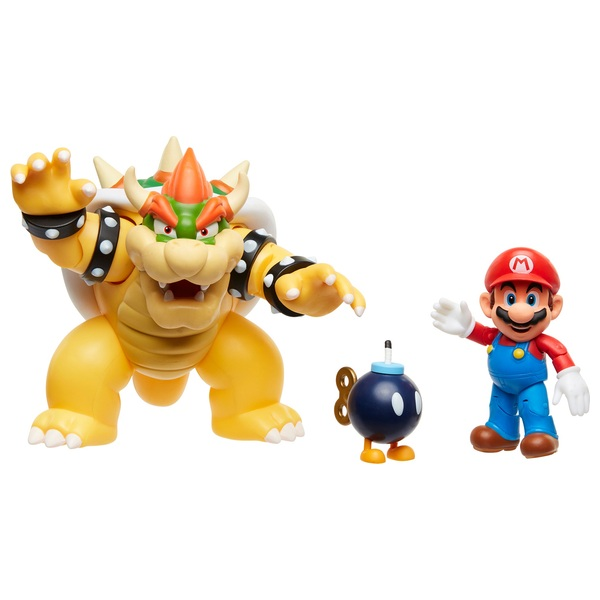 Nintendo Bowser's Lava Battle Set