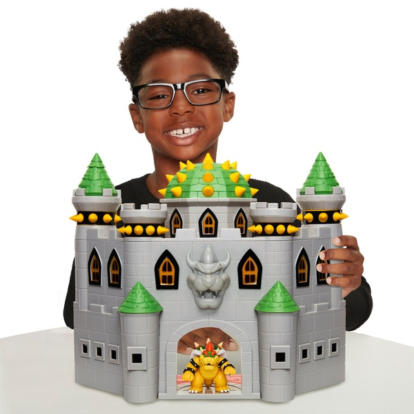 Nintendo Bowser's Castle Playset