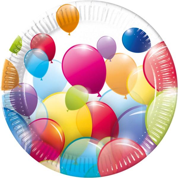 Partybedarfballons - Procos Flying Balloons, 8 Teller - Onlineshop Smyths Toys