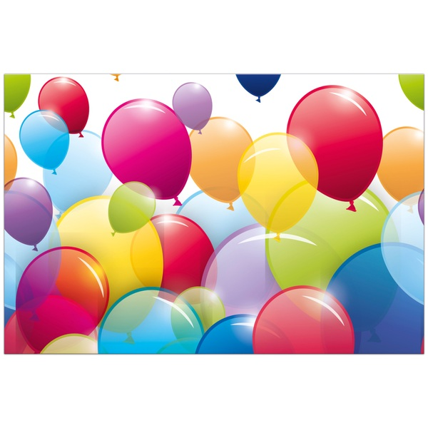 Partybedarfballons - Procos Flying Balloons, Tischdecke - Onlineshop Smyths Toys