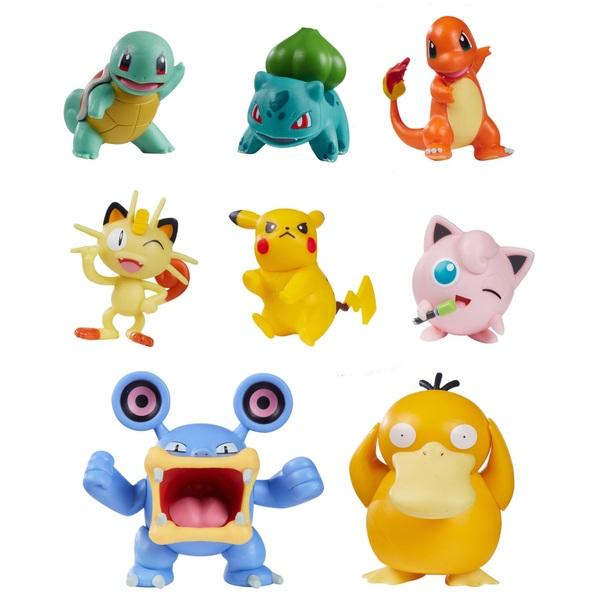Pokémon Battle 8 Figure Multipack Wave 3