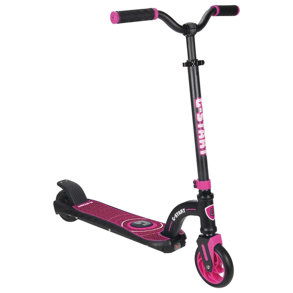 Image of Elektro Scooter G-Start 24V schwarz/pink