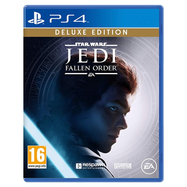 Star Wars: Jedi Fallen Order Deluxe Edition PS4