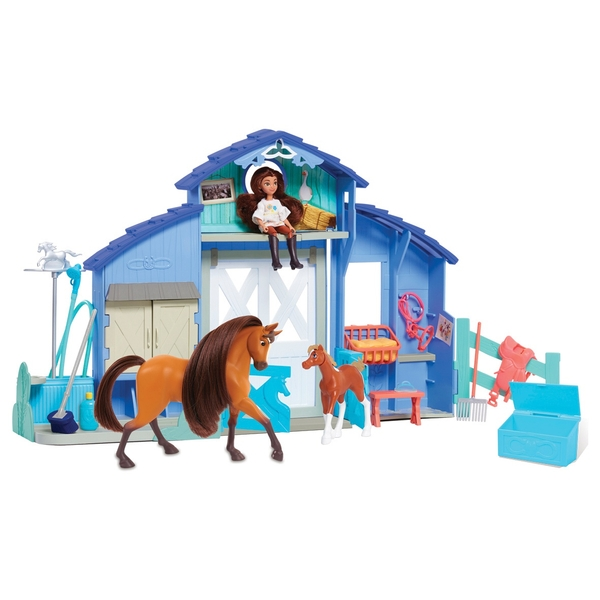 Spirit Riding Free Horse Play Paddock