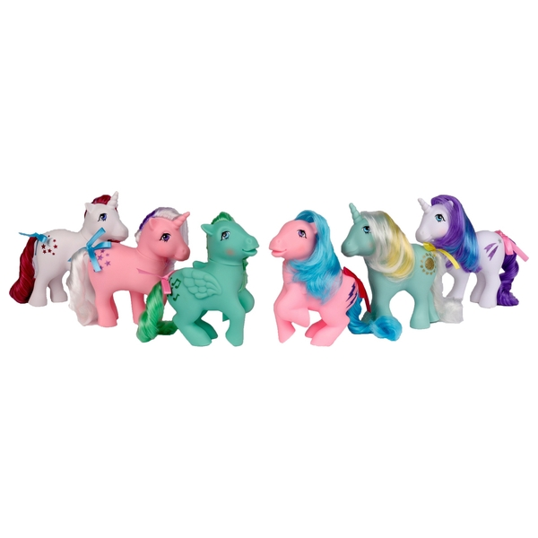 My Little Pony Retro Pony Packs Wave 2 Assortment