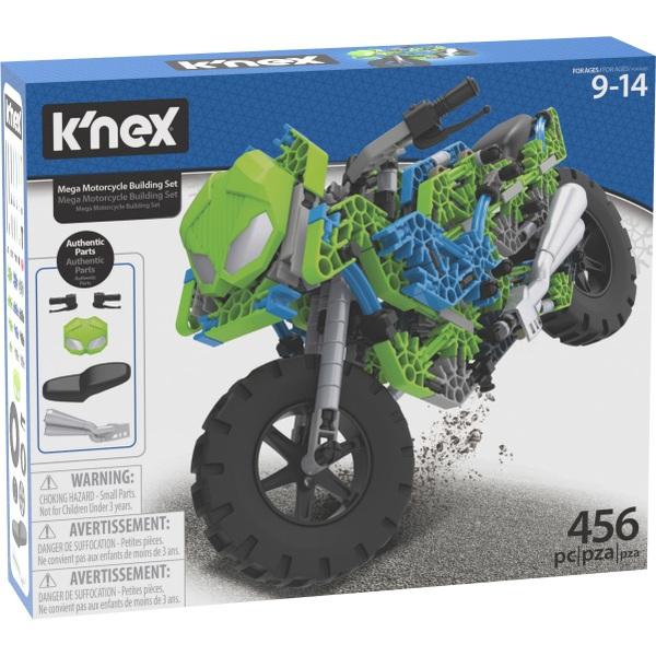 K'NEX Mega Motor Cycle - K'Nex UK