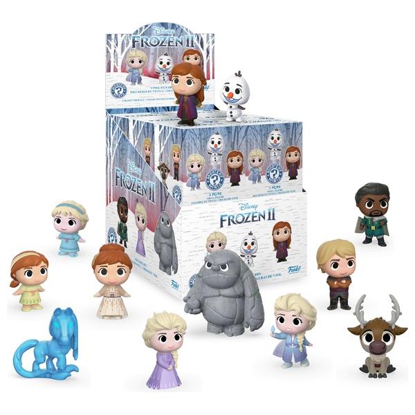 POP! Vinyl: Mystery Mini Disney Frozen 2 Figures Assortment