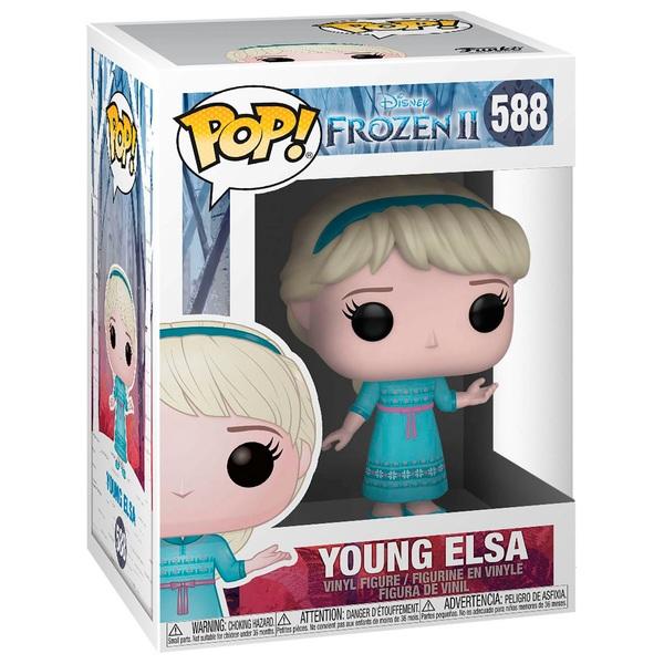 POP! Vinyl: Disney Frozen 2 - Young Elsa
