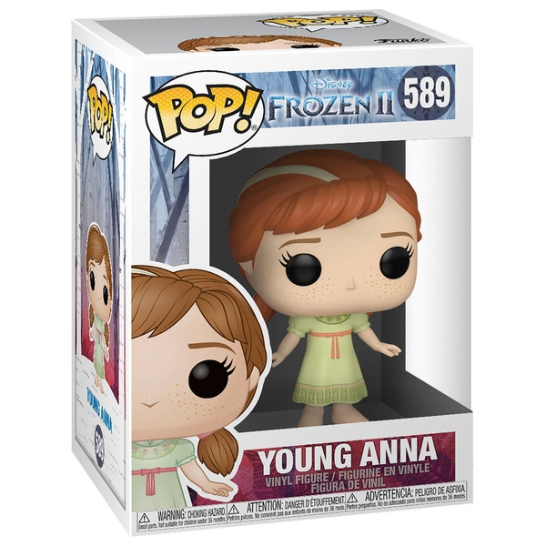 POP! Vinyl: Disney Frozen 2 - Young Anna