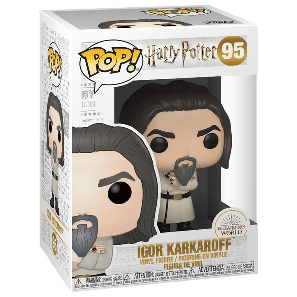 POP! Vinyl: Harry Potter Karkaroff Series 8
