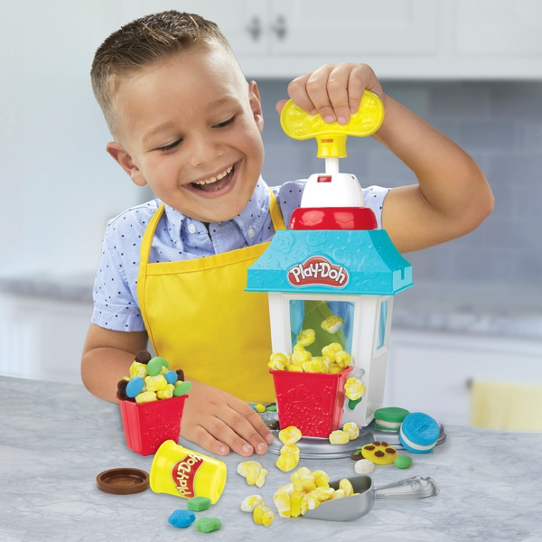 Play-Doh Popcorn Party Play Food Set
