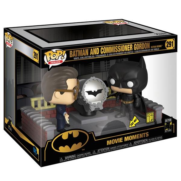 POP! Moment: DC Comic Batman 80th Anniversary
