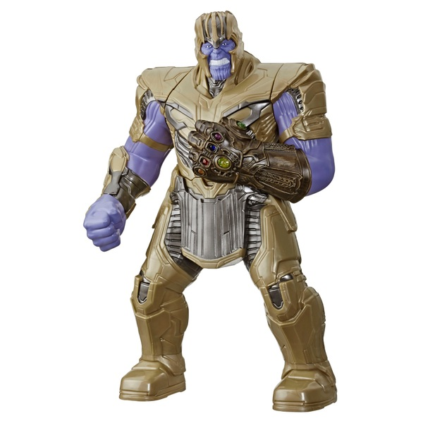 Marvel Avengers Power Punch Thanos