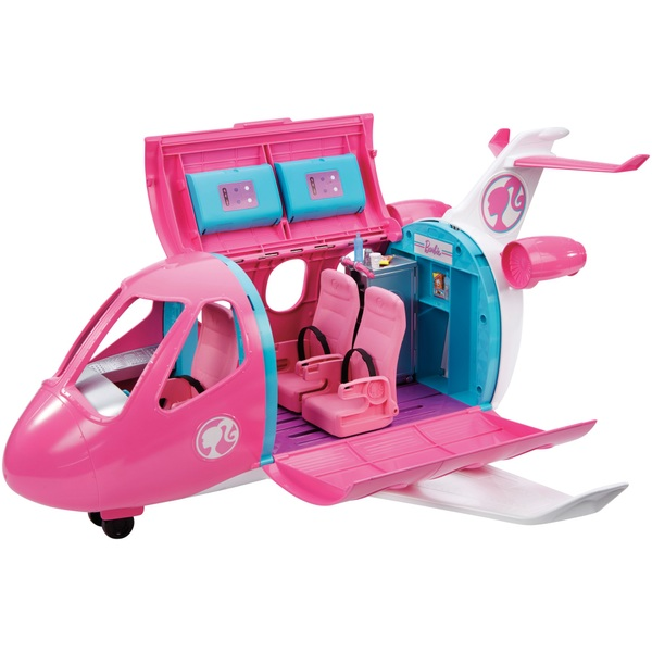Barbie Travel Dream Plane