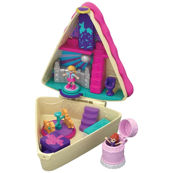 Polly Pocket Birthday Cake Bash Compact